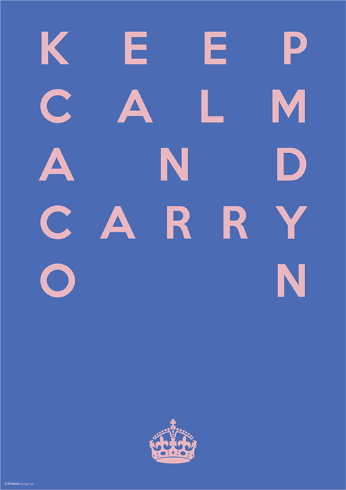 KEEP CALM AND CARRY ON 14