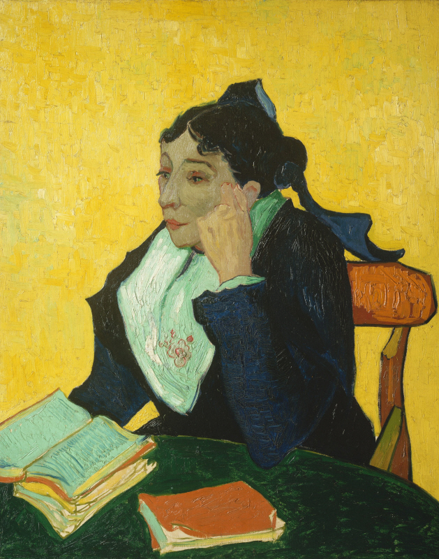 L'Arlésienne Madame Joseph-Michel Ginoux, 1888