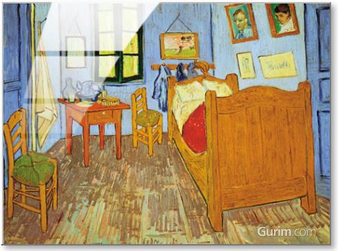 Van Gogh's Room of Arles