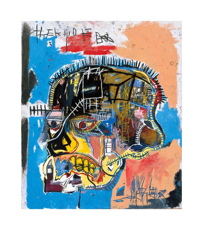 Untitled (Skull) 1981