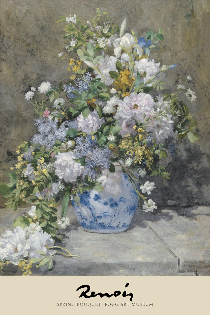 Spring Bouquet, 1866