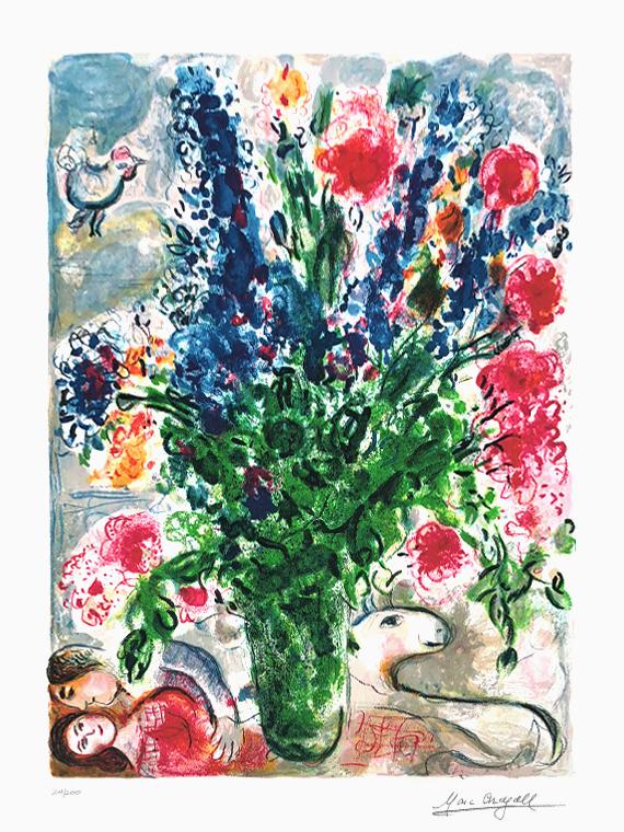 Les Lupins Bleu (200 Editions)