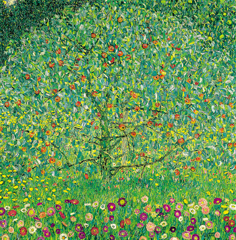 Apple Tree I, 1912