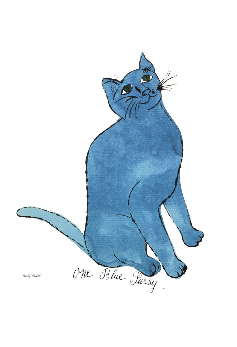 Cat From 25 Cats Named Sam and One Blue Pussy