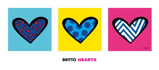 Heart Triptych