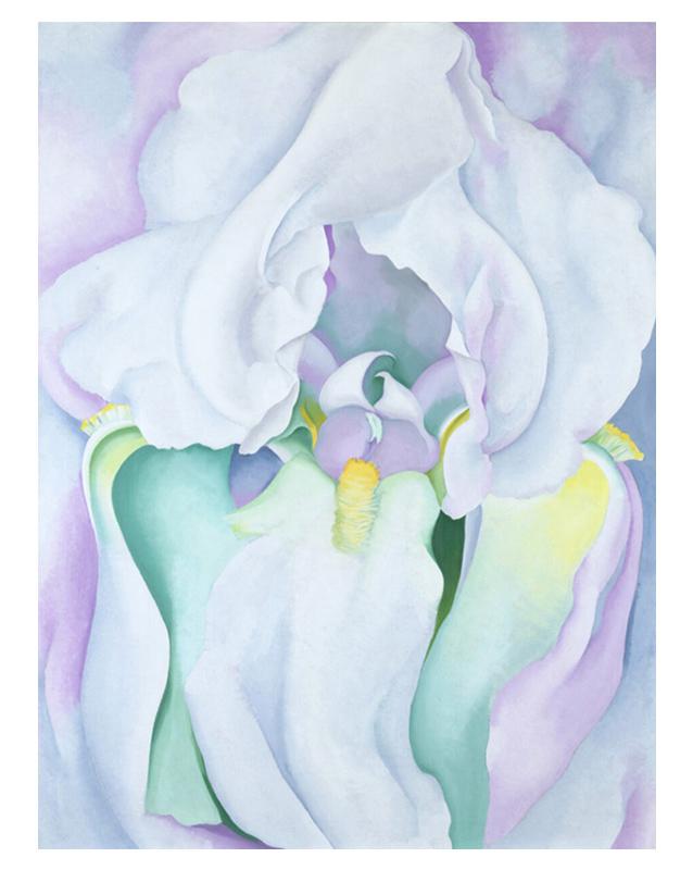 White Iris,1930