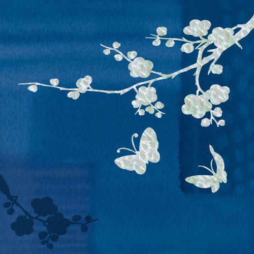 Dreaming Pearl (blue)
