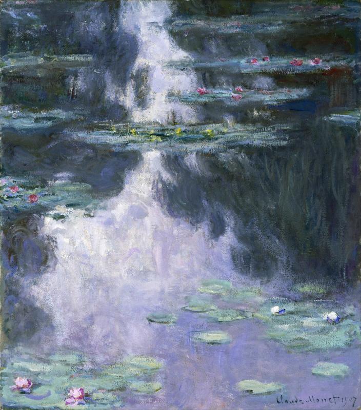 Water Lilies(수련)