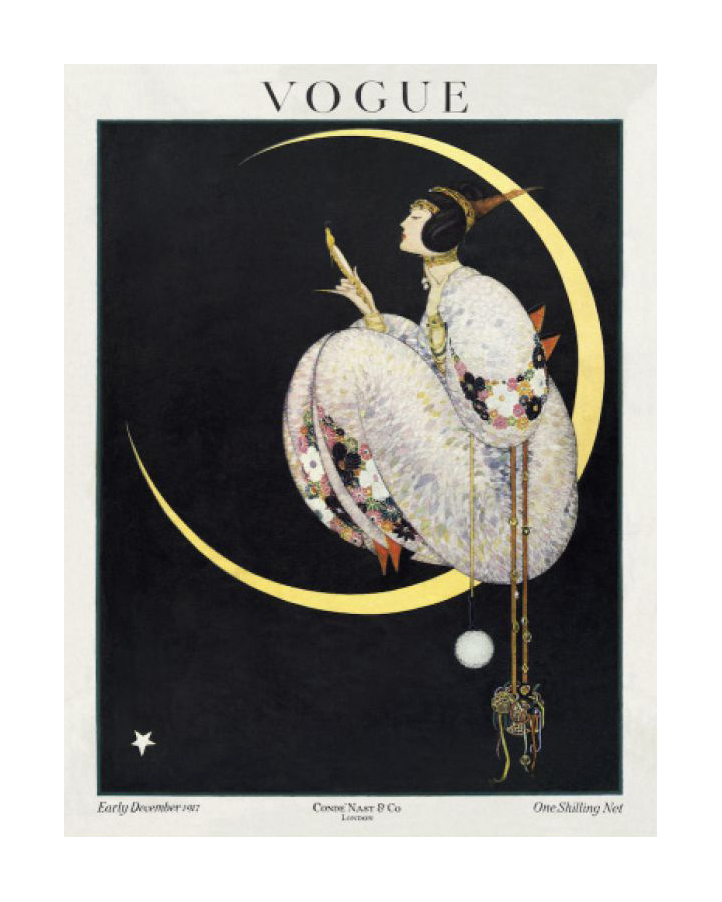 Vogue Early December 1917