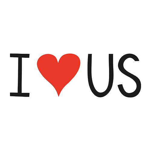 Loving Sentiments I Heart Us
