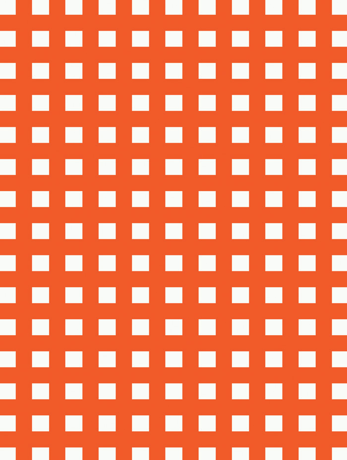 Patterns Orange