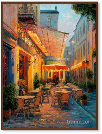 Café Van Gogh 2008, Arles France