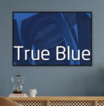 Treu Blue