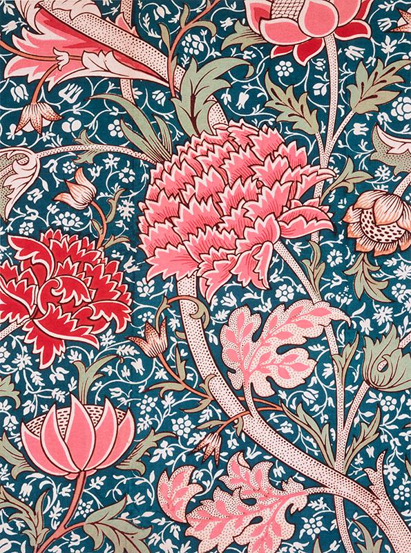 Cray Furnishing Fabric, 1884