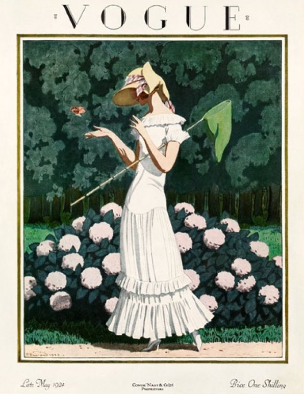 Vogue Early June 1922