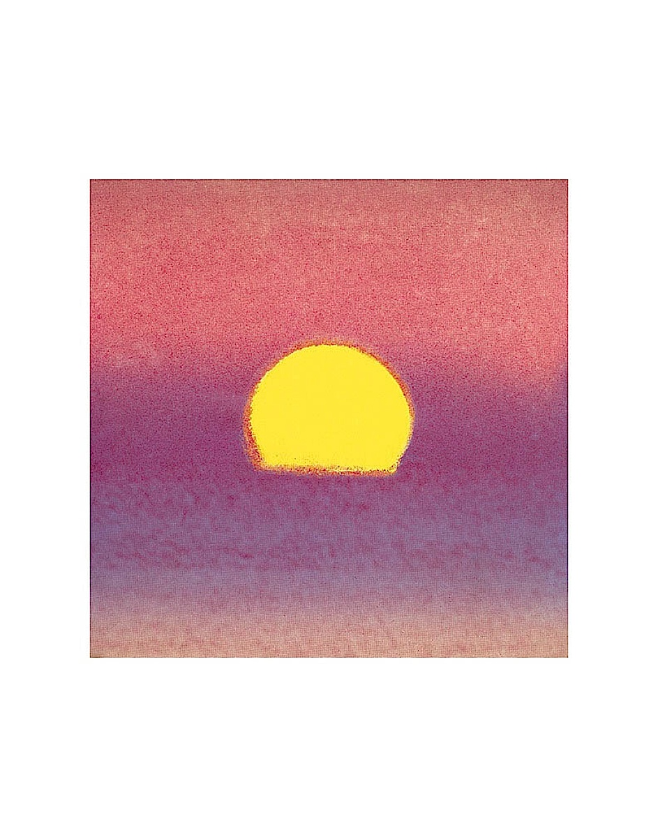 Sunset, 1972 40/40 (lavender)
