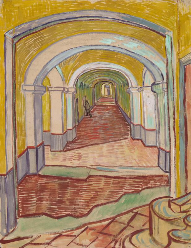 Corridor in the Asylum