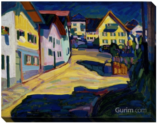 Murnau Burggrabenstrasse 1 1908
