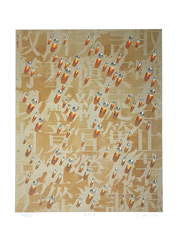 김창열은 1972년부터 물방울을 소재를 다루면서 '물방울 작가'로 불리기 시작하였다. 대중적인 인기와 함께 국내 및 해외 미술계에서도 미학적 논의와 관심을 불러일으켜 한국 현대미술의 큰 획을 그었다고 평가받는다. 1969년까지 추상화를 그리다 1965년부터 1971년까지의 뉴욕체류이후 사실주의화가로 변모하였다. 작가는 당시 추상표현주의에 대한 반동으로 유행하던 팝아트와 미니멀리즘에서 탐색과 실험의 계기를 찾았는데 팝아트에서는 재현이라는 문제에 초점을 맞