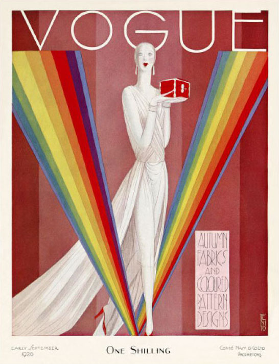Vogue Early September 1926