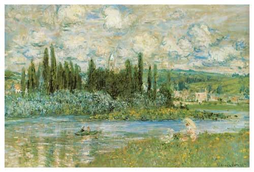 The Seine River