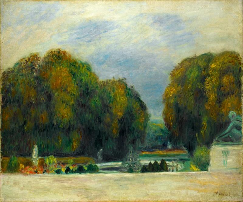 Versailles, 1900–1905