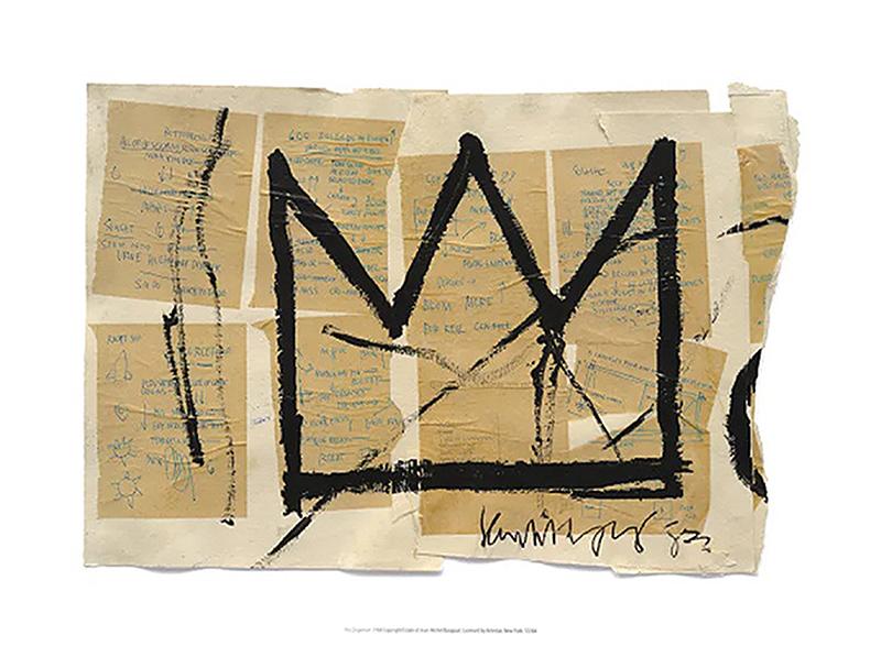 Untitled (Crown), 1982