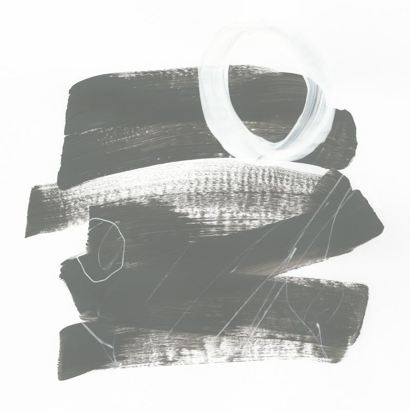 Gray and White IX