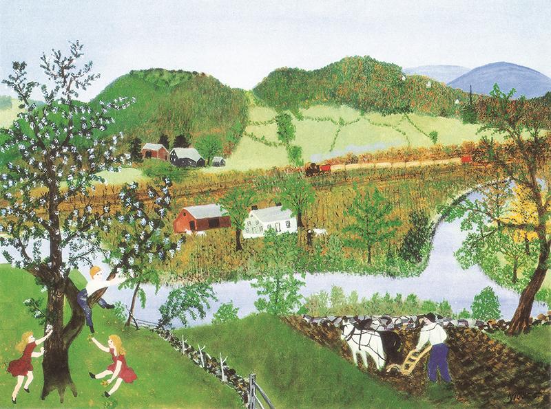 후식 강, 여름