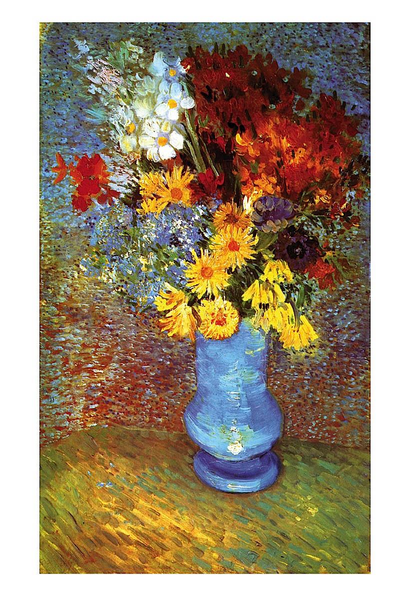 Vase With Anemone