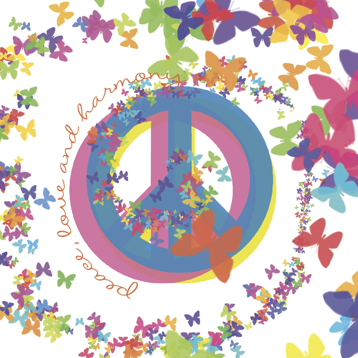 Peace, Love, and Harmony