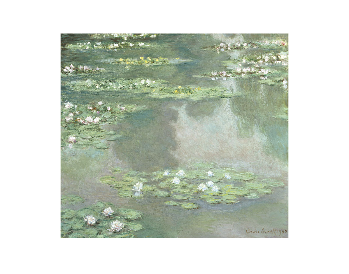Water Lilies (I), 1905