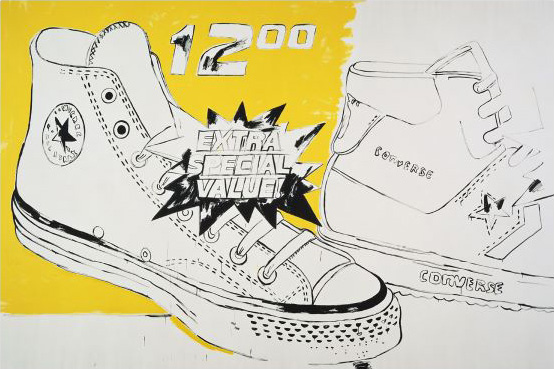 Converse Extra Special Value, c. 1985-86
