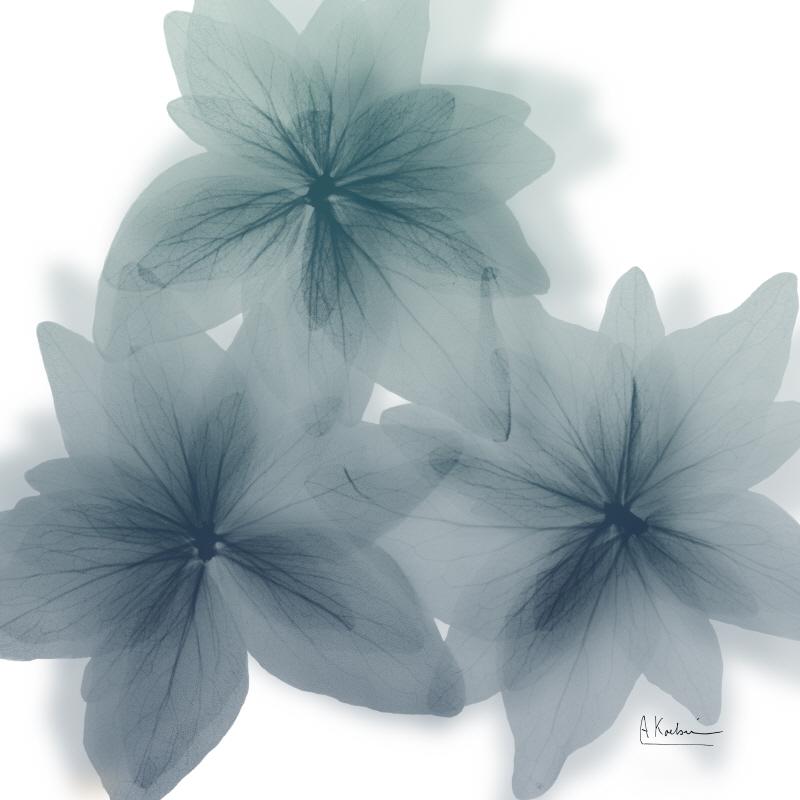 Nebulous Flora I