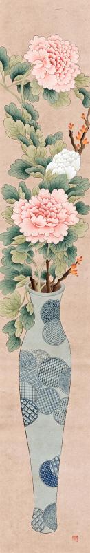 바램 (vase of happiness)6폭 3