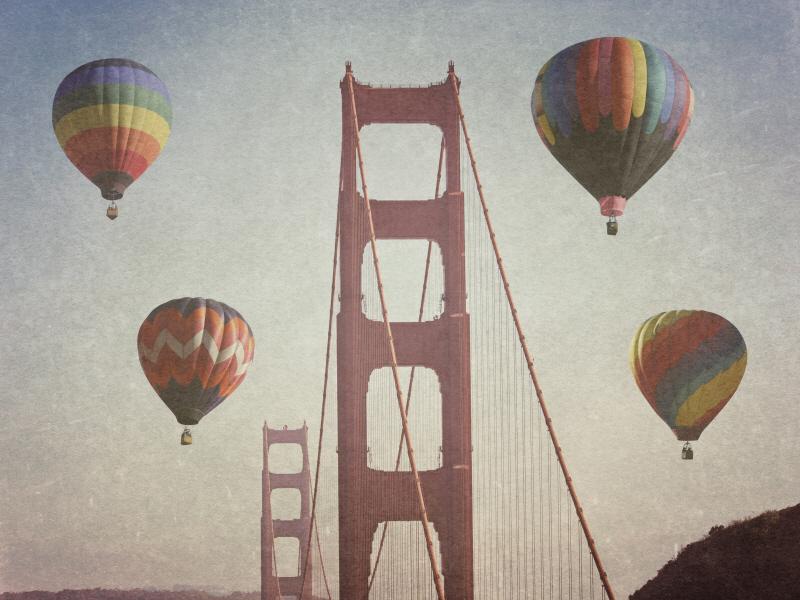 San Francisco Balloons
