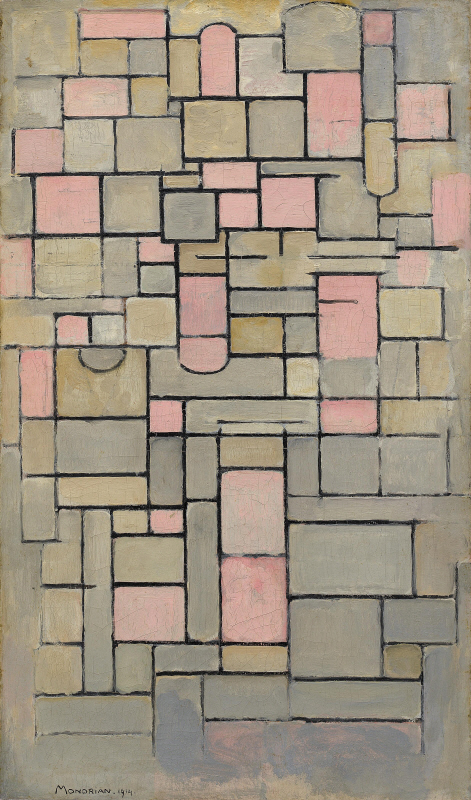 Composition VIII, 1914
