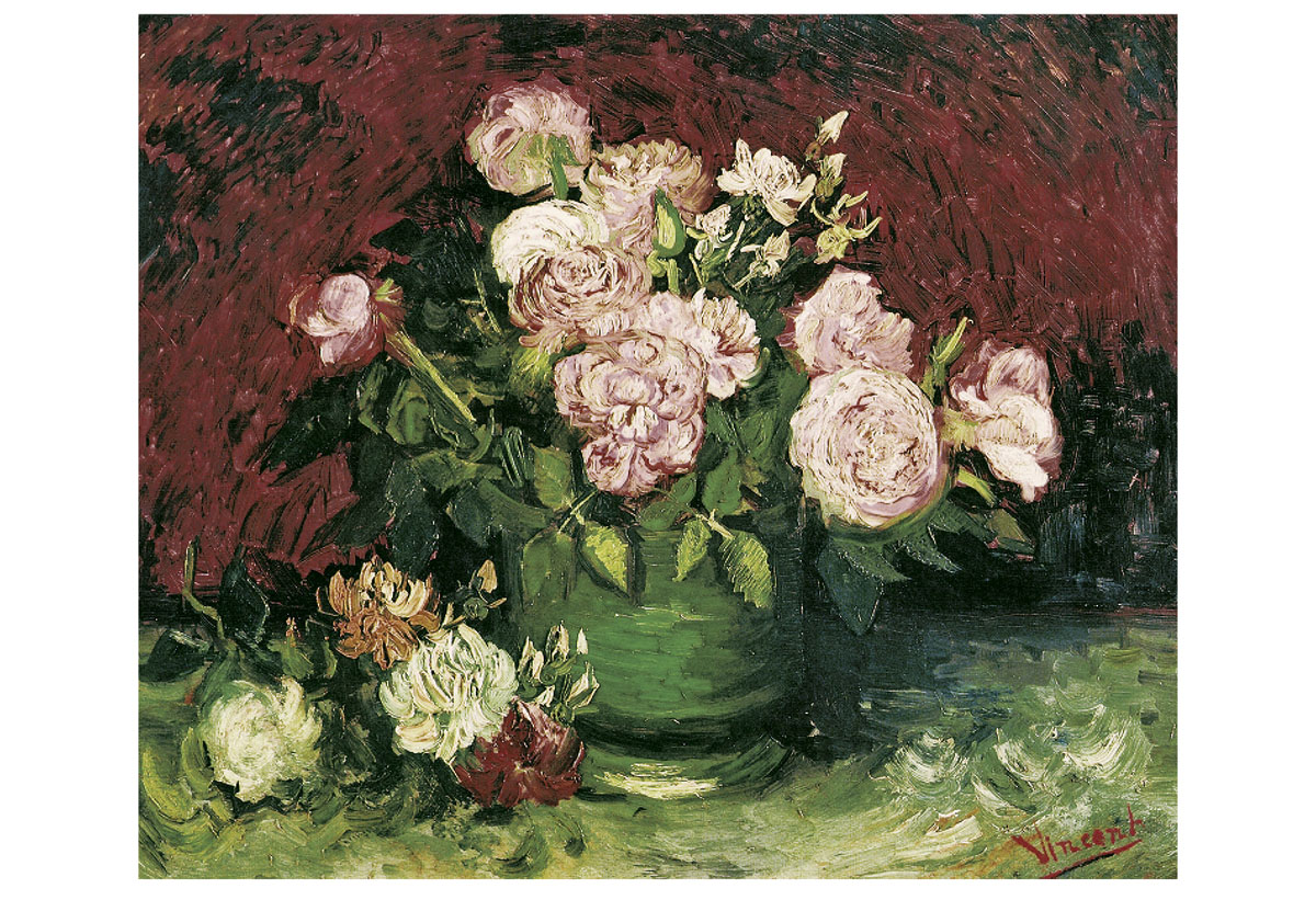 Roses and Peonies, 1886