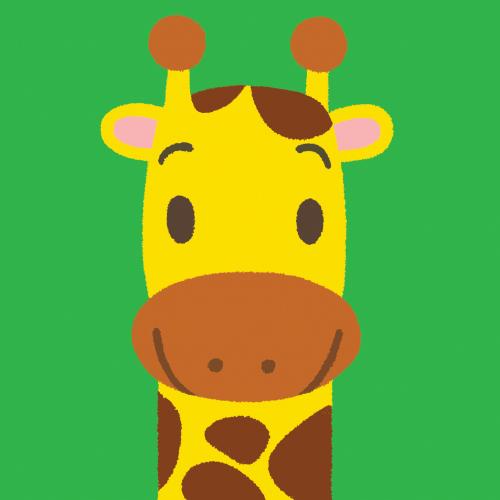 Tile Giraffe