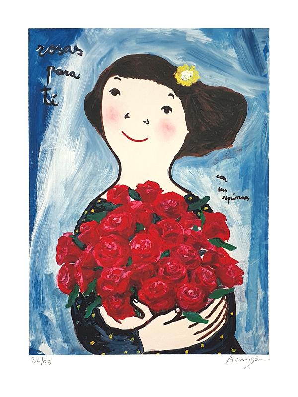 Rosas Para Ti (Roses For You) (95 Editions)