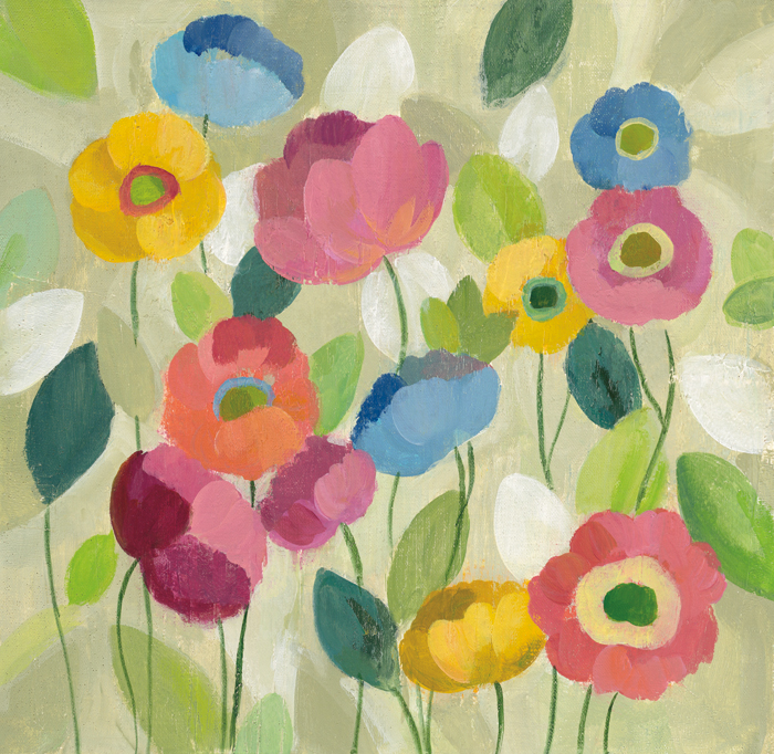 Fairy Tale Flowers I