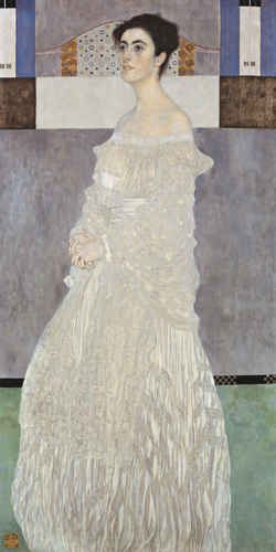 Portrait of Margarethe ...