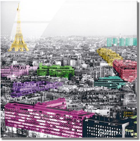Eiffel Colours
