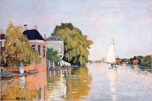 Landscape at Zaandam