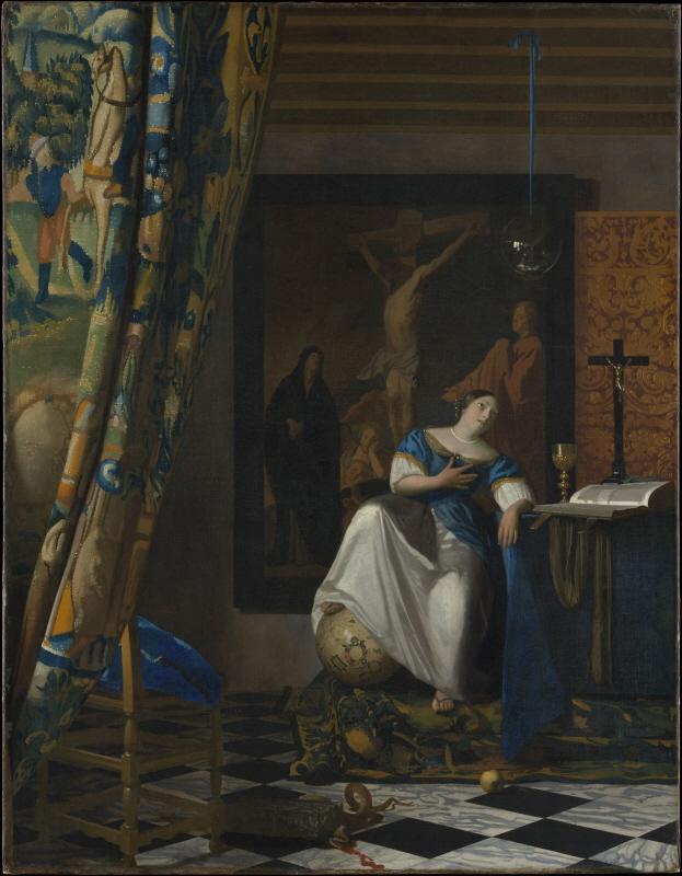 Allegory of the Catholic Faith (가톨릭 신앙의 상징)