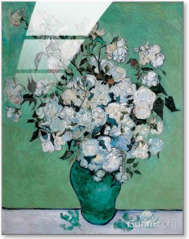 A Vase of Rose