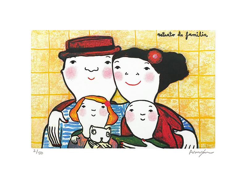 Family Portrait (50 Editions)