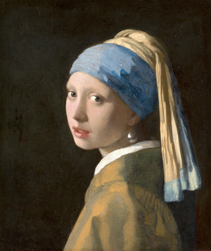Girl With Pearl Earring
