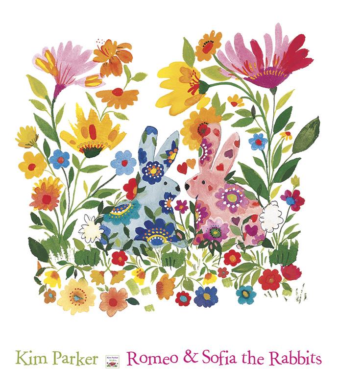 Romeo and Sofia the Rabbits