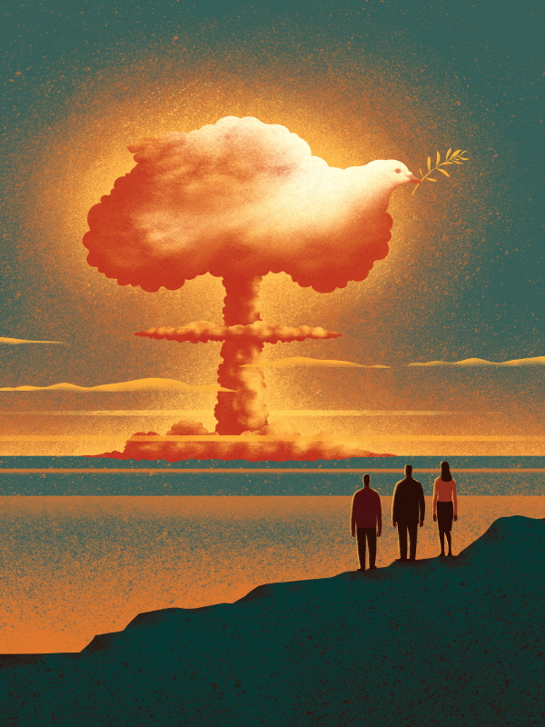 Has Nuclear Fear Brought Peace